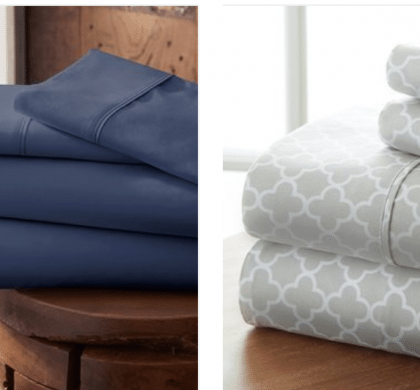*HOT DEAL* Today Only- Sheet Sets only $14.79 -$18.79!! More than 20 colors–Get yours now!