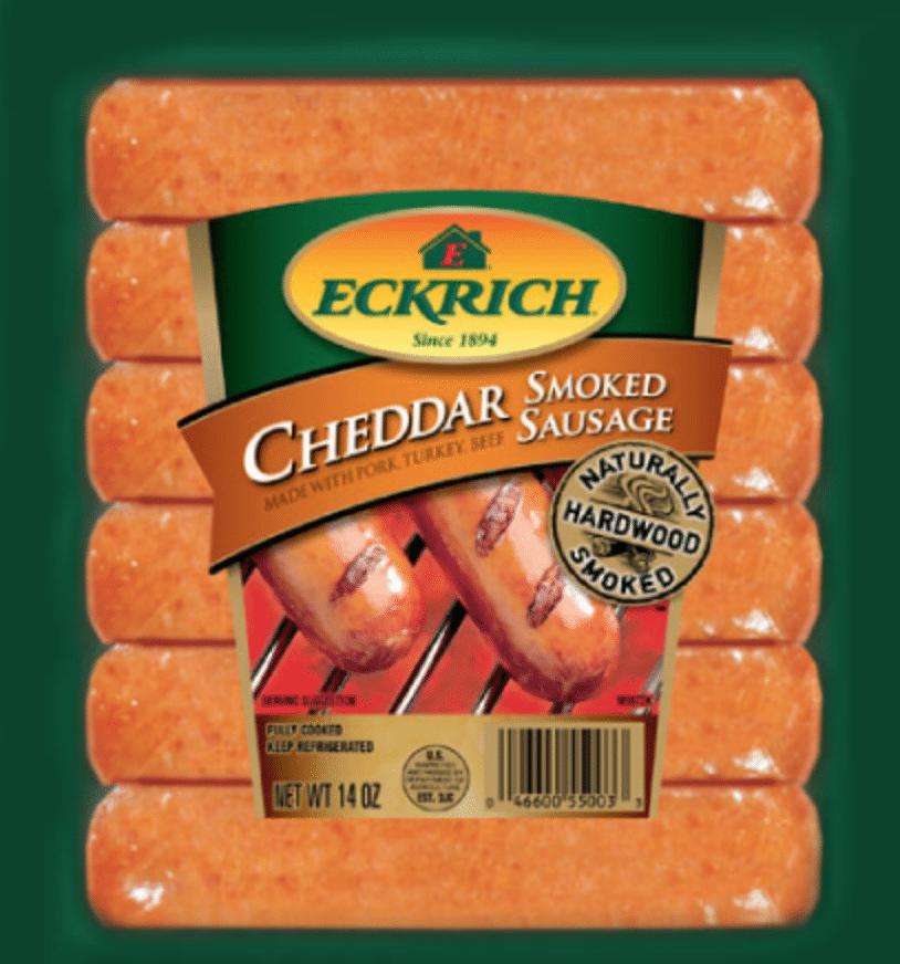 Tops Markets Eckrich Sausage
