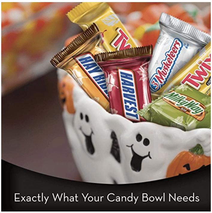 halloween Candy deal mars