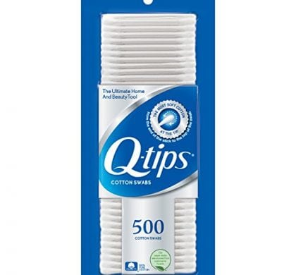 QTips 500 ct for only $2.99 for Amazon prime members…cheaper than in store prices!!