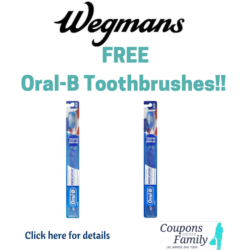 Oral b store coupons