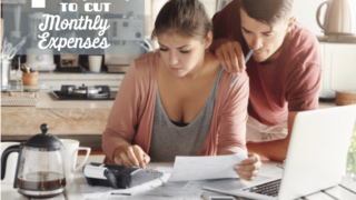 4 easy ways to cut monthly expenses