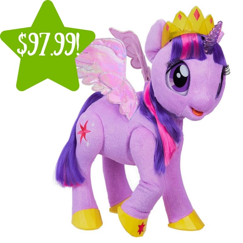 Target: My Magical Princess Twilight Sparkle Figure Only $97.99 (Reg. $130)