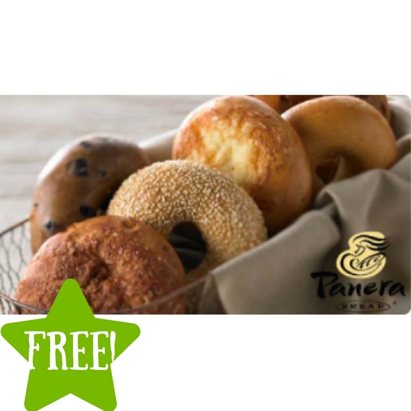 FREE Bagel Everyday in March for Panera Members