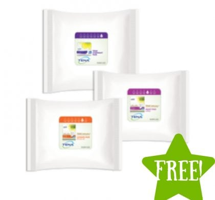 FREE Tena Intimates Sample Kit