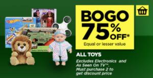 Dollar General Toys