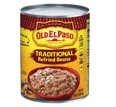 Dollar General: Old El Paso Refried Beans Only $0.75!