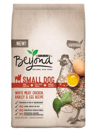 *LAST CHANCE* $5.00/1 Purina Beyond Dog Food Coupon = $4.49 at Tops!