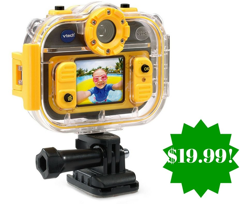Amazon: VTech Kidizoom Action Cam 180 Only $19.99 (Reg. $50, Today Only)
