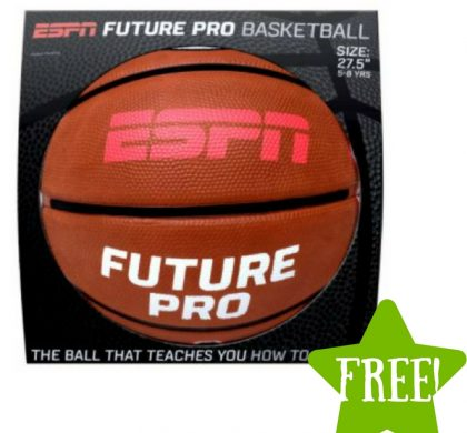 FREE ESPN Pro Softball, Football, Basketball or Soccer Ball