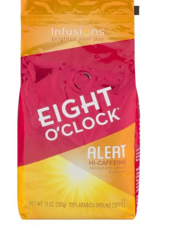 Tops: Eight O'Clock Coffee Infusions Only $3.99!