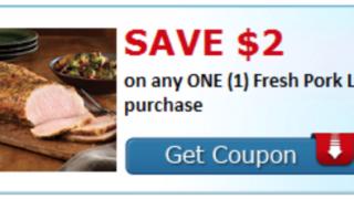 Pork coupon