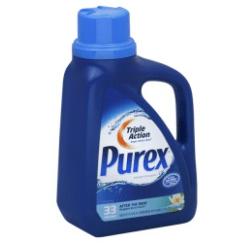 Wegmans: Purex Laundry Detergent Only $1.49!
