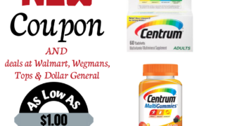 centrum coupon