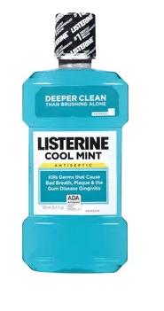 CVS: Listerine Mouthwash Only $2.49!