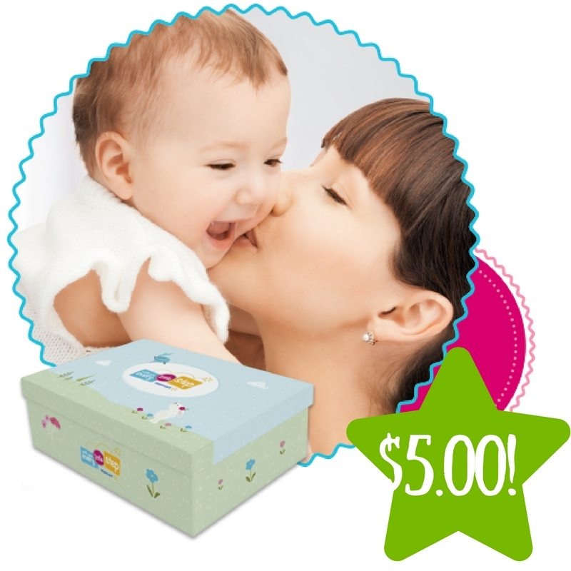 Walmart: Baby Box Only $5.00 Shipped (Filled with Samples & Exclusive Offers)