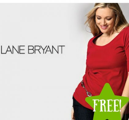 $10 Off at Lane Bryant = FREE Item