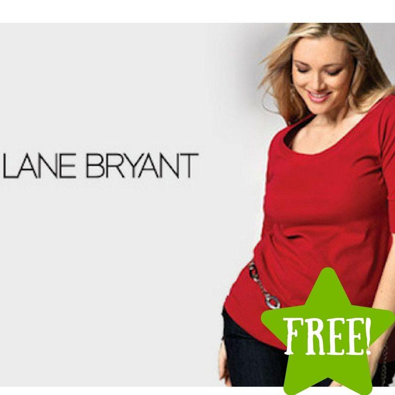 $10 Off at Lane Bryant = FREE Item