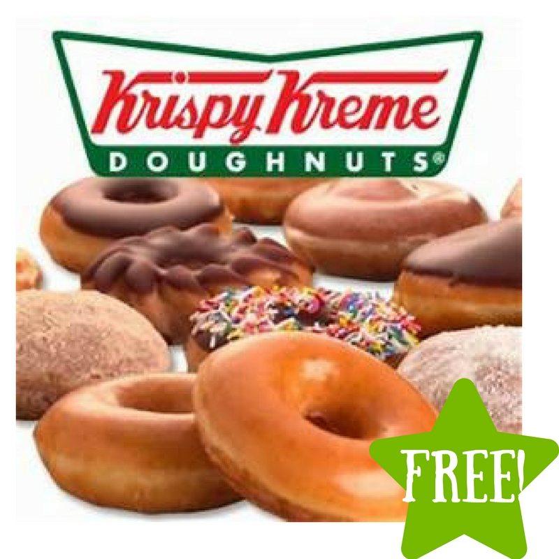 Krispy kreme donuts coupons may 2018