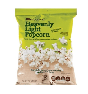 CVS: Gold Emblem Abound Popcorn FREE!