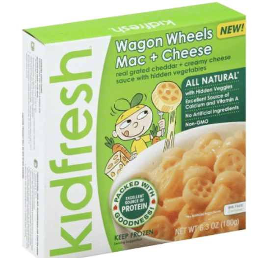 Target: Kidfresh Meals only $0.19!