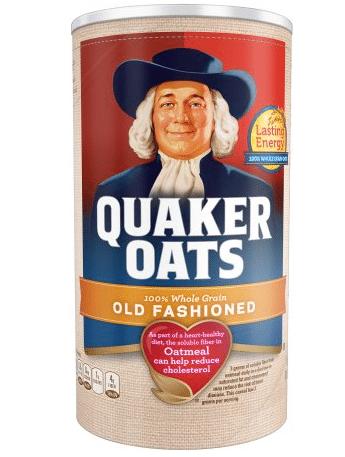 Walmart: Quaker Oats Only $1.18!