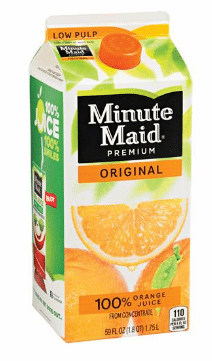Tops: Minute Maid Orange Juice Only $1.69!