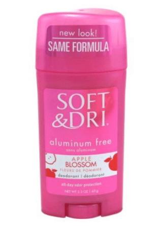 Dollar General: Soft & Dri Deodorant Only $0.90!