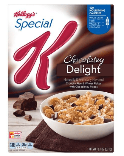Tops: Special K Cereal Only $1.24!