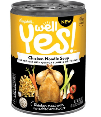 Target: Campbell's Well Yes! Soup Only $0.43!