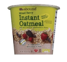 CVS: Abound Instant Oatmeal Cups Only $0.44!