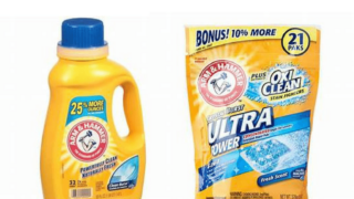 Arm & Hammer Detergent as low as