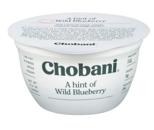 Tops: FREE Chobani Greek Yogurt!