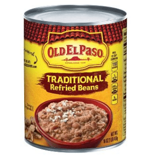Target: Old El Paso Refried Beans Only $0.75!