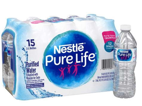 Target: Nestle Pure Life Water – $0.10 per Bottle!