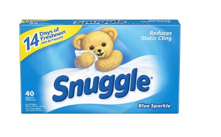 Dollar General: Snuggle Dryer Sheets Only $1.15!