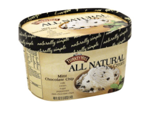 Wegmans: Turkey Hill All Natural Ice Cream Only $2.49!