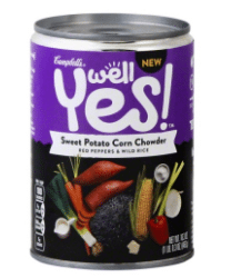 Tops: Campbell's Well Yes! Soup Only $0.17!