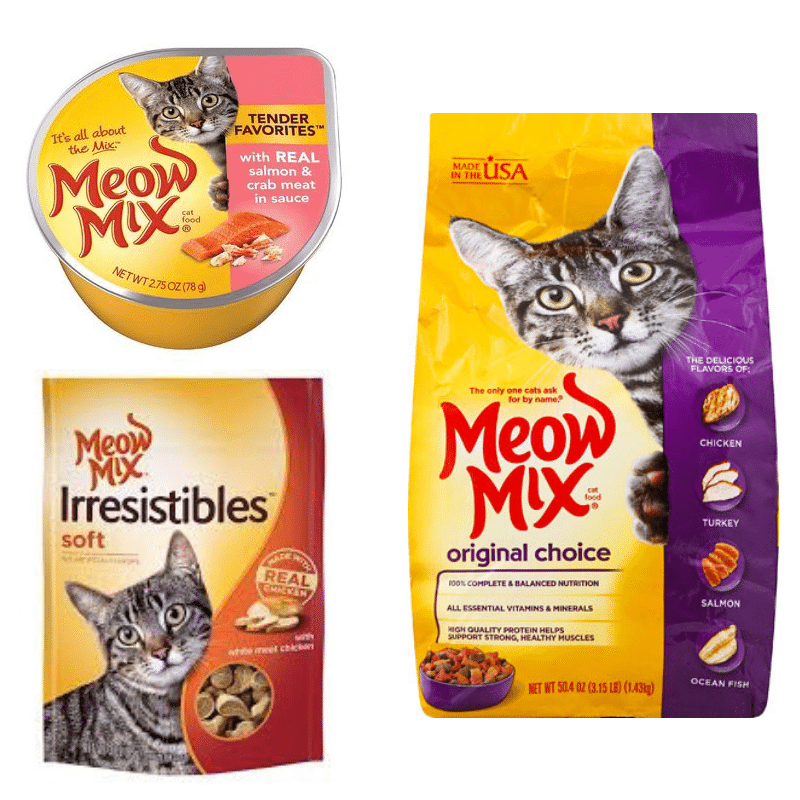 New Meow Mix Coupons to print & various store deals- $.57 for treats at Tops & Wegmans!