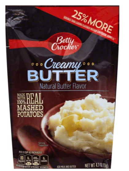 Tops: Betty Crocker Potatoes Only $0.29!