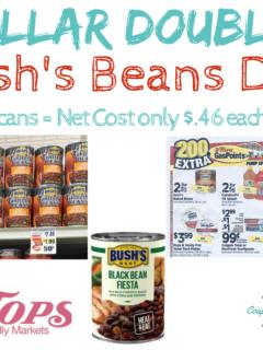 Bush Beans Dollar Doubler Deal