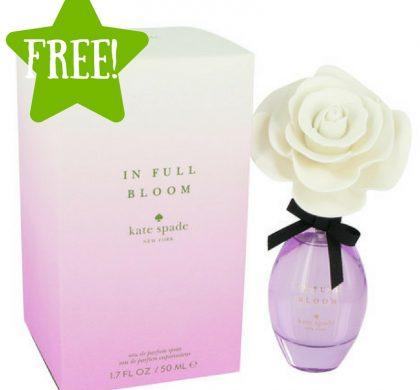 FREE Sample of Kate Spade In Full Bloom Fragrance