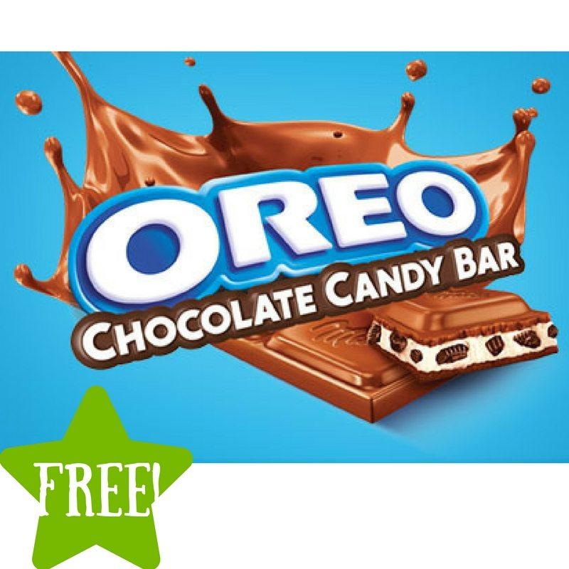 FREE Oreo Chocolate Candy Bar