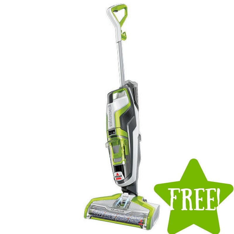 FREE Bissell Pet Carpet Cleaner