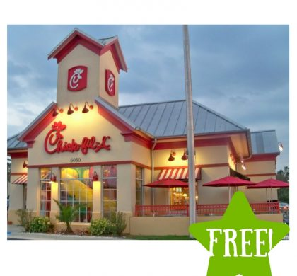 FREE Chicken Sandwich at Chick-fil-A (3/17 Only)