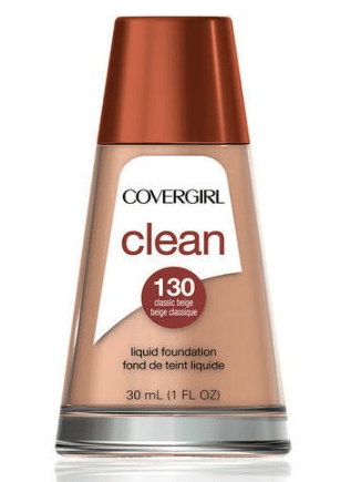 Walmart: CoverGirl Clean Foundation Only $0.94!