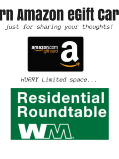 Earn Amazon eGift Cards from Waste Management