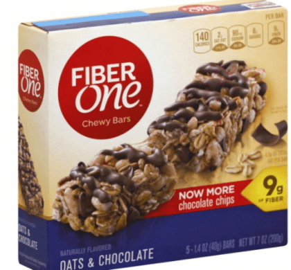 Wegmans: Fiber One Bars Only $0.50!
