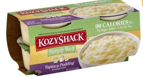 Wegmans: Kozy Shack Pudding Only $1.49!