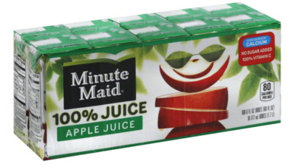 Wegmans: Minute Maid Juice Boxes Only $2.49!